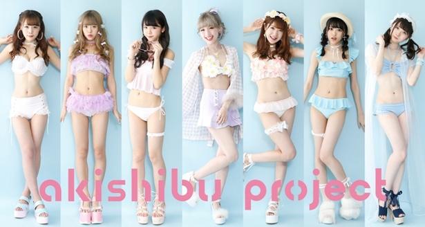 アキシブprojectが改めて7人で再スタートを切ることになり、メンバーのセルフプロデュースによる水着スタイルの新アー写を公開した