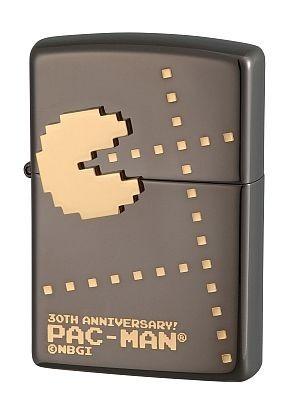 「パックマンジッポーライター30周年アニバーサリーバージョン NO.3DOT PAC-MAN」(1万500円)
