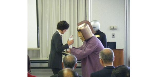 高津区のイベントではプレゼンターをつとめたヴァンプ将軍