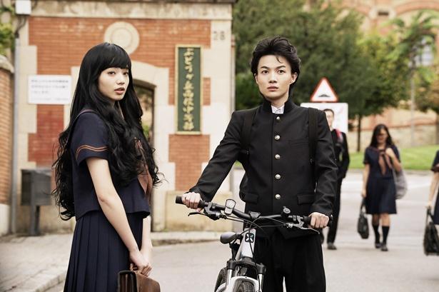 奇妙な雰囲気だけど美しいドS女子の由花子を、小松が絶妙に体現!