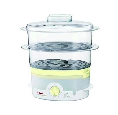 ヘルシーな蒸し料理がおいしく簡単にできると大人気の「T-falスチームクッカー (VC100571)」