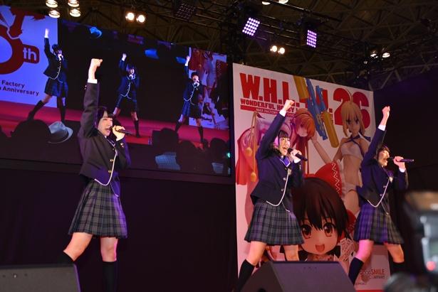 "「WUG!新章」登場の新ユニット""Run Girls, Run!""お披露目イベントでWUG楽曲を全力カバー"
