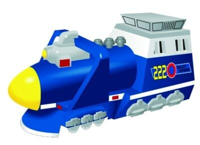 G賞「プルバックカー 222号」