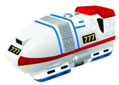 G賞「プルバックカー 777号」