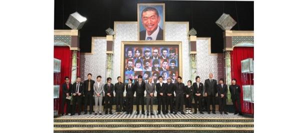 プレーヤー・宮川大輔は「人志松本のすべらない話」に第1回から連続出演中