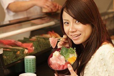 【絶品!おすすめマグロ丼がズラリ!】