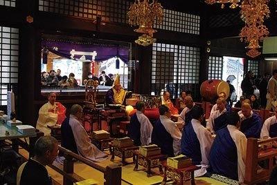 妙法寺は、厄除けの寺として親しまれているお寺だ
