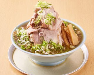 「NEW OLD STYLE 肉そばけいすけ」の肉そば(780円)