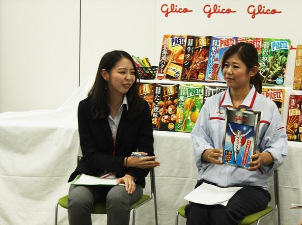 開発に携わった2人の女性スタッフによる座談会