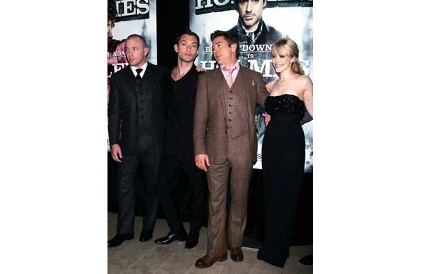 「史上最高のホームズ映画」完成