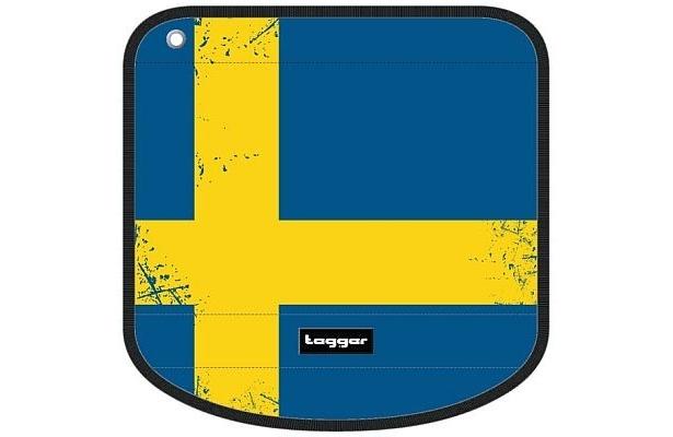 こちらはスウェーデンの国旗をデザイン