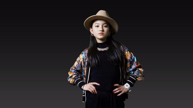 注目のダンサーMARINAは現在14歳