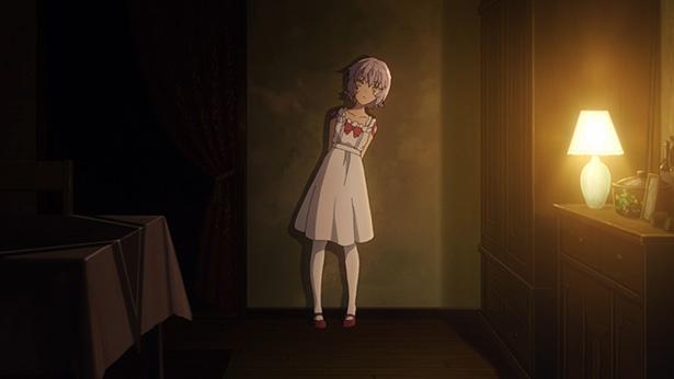「Fate/Apocrypha」第6話のカットが到着。魔術協会が獅子劫に調査を依頼!
