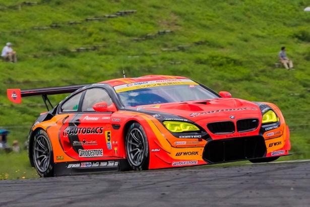GT300クラスを戦ったARTA BMW M6 GT3