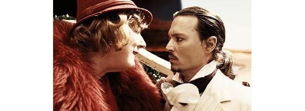 ジョニー・デップがヒース・レジャーの代役で出演する『Dr.パルナサスの鏡』