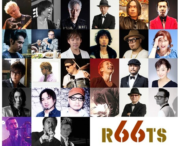 「おそ松さん」第2期エンディングテーマは、1966年生まれの豪華アーティストによるROOTS66が6つ子とコラボ