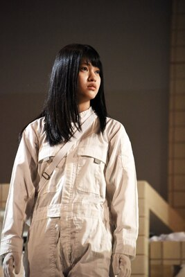 今回キャストに起用された北海道出身の元SKE48・東李苑(あずまりおん)