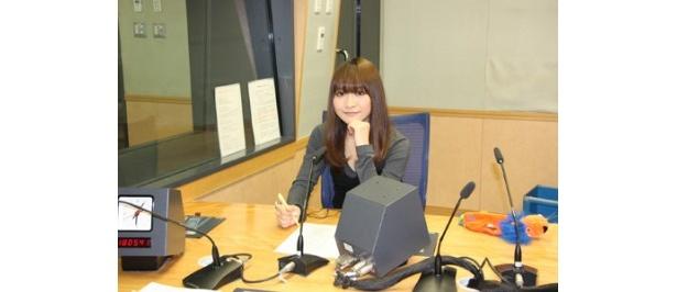 ラジオ「May'nのらじ☆たま」収録スタジオに潜入!