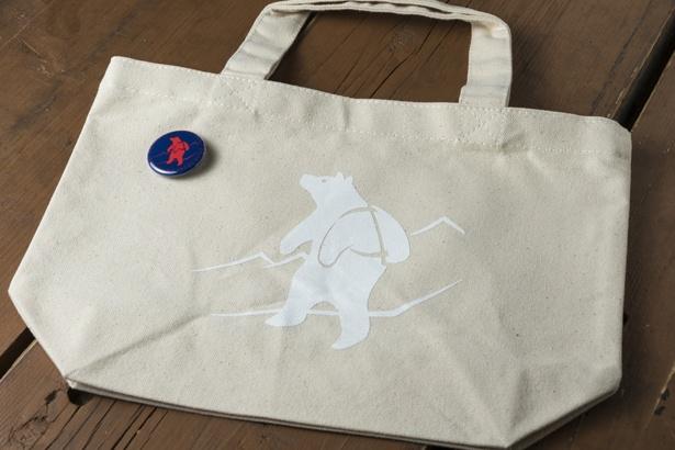 「トコさんトートバッグ」Mサイズ3000円