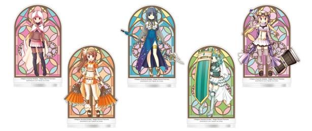 一番くじに「マギアレコード 魔法少女まどか☆マギカ外伝」が登場!9月9日(土)からローソンなどで販売開始