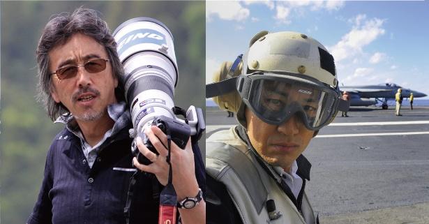 ルーク・オザワ氏と伊藤久巳氏による貴重な「航空写真トークライブ」