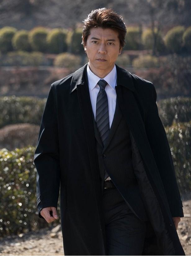 「テミスの剣」で主演を務める上川隆也