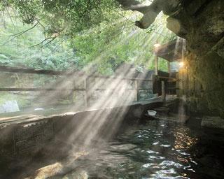 【大分へ行こう!】冷たい温泉に洞窟風呂!?子供も大人も楽しめる九重のユニーク温泉