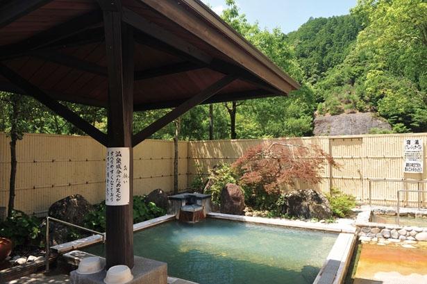 日帰りで温泉が楽しめる温泉保養館「星の湯」/十津川温泉ホテル昴