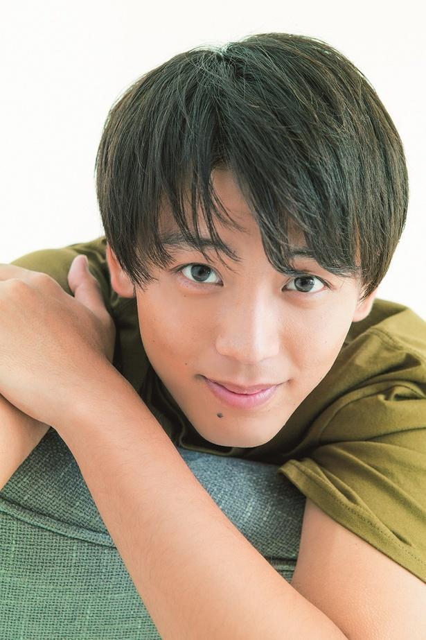 「過保護のカホコ」(日本テレビ系)に出演中の竹内涼真