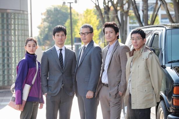 アクションシーンがたびたび話題になった「CRISIS―」から演出の鈴木浩介と白木啓一郎が受賞