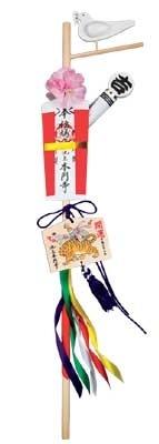 池上本門寺(東京都大田区)の「福鳩守」は、開運や幸せを呼ぶお守りとして、1月1日から2月3日(水)に限定授与