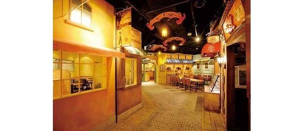 12月3日に日本初の肉料理のテーマパークとして誕生した「東京ミートレア」
