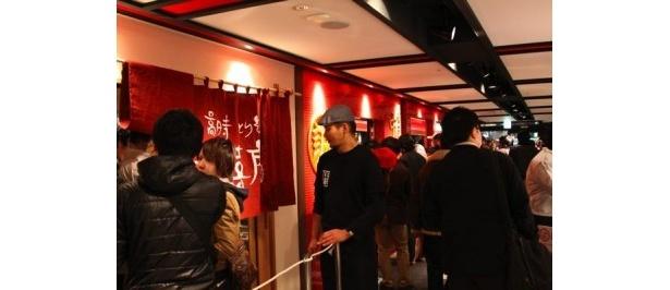 「高円寺らーめん横丁」は、ラーメン激戦区・高円寺にあえて出店!
