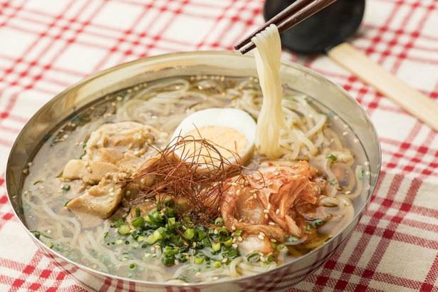 【写真を見る】【山田SA(上り)】「別府冷麺」(850円)