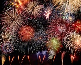 今週大分県で開催される花火大会情報を更新!※写真はイメージです