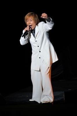串田アキラさんはキン肉マンを熱唱