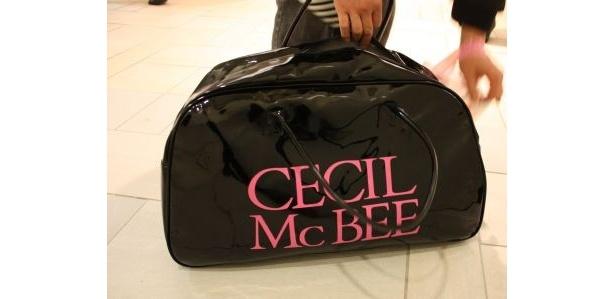 「CECIL McBEE」の福袋(福BAG)を開けてみると?