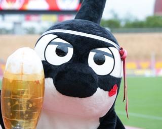 前節の愛媛FC戦では2ゴール1アシストを記録するなど絶好調の青木亮太選手。3戦連続ゴールに期待!