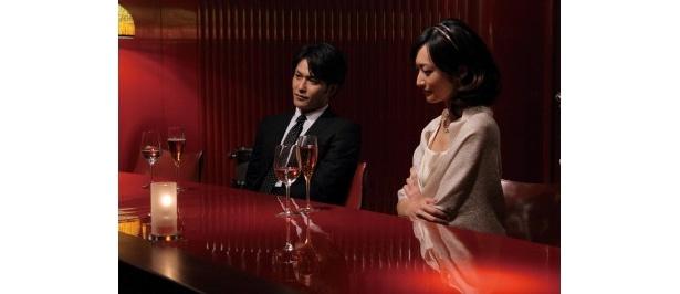「宿命 1969-2010ワンス・アポン・ア・タイム・イン・東京」(テレビ朝日)のワンシーン。主演の北村一輝の味のある演技に注目だ