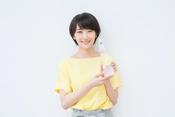 主演女優賞を受賞した波瑠