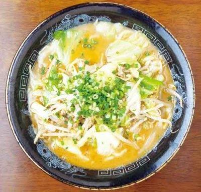 麺やOKの「コクうま味噌」