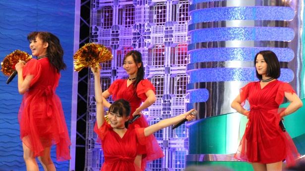 東京女子流が、「TOKYO IDOL FESTIVAL 2017」(8月4日~6日、お台場・青海周辺エリア)に出演。「アーティスト宣言」によって離れていたステージに、3年ぶりに戻ってきた。