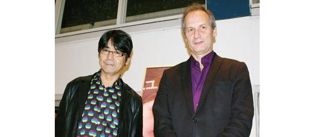 2009年カンヌ国際映画祭にも出品した両監督