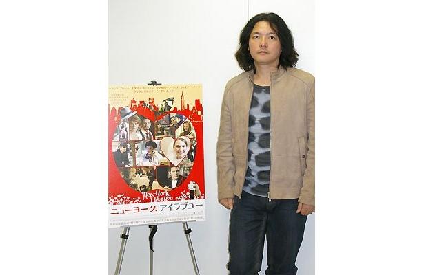岩井俊二監督のiPodにはオーリーからメッセージが届きまくったという