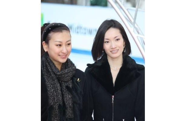 「自分より滑れる人とデートしたい(笑)」と荒川静香さん