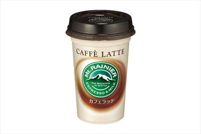 【写真を見る】チルドカップコーヒー売上No.1ブランド「マウントレーニア」