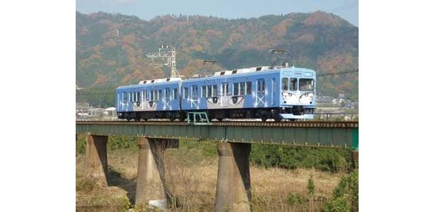 忍者列車に新車両が登場!