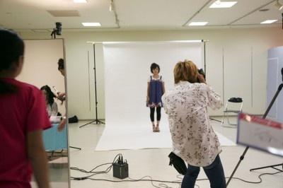 「滋賀美少女図鑑」のオーディションの様子。未来のアイドルがここから誕生する!