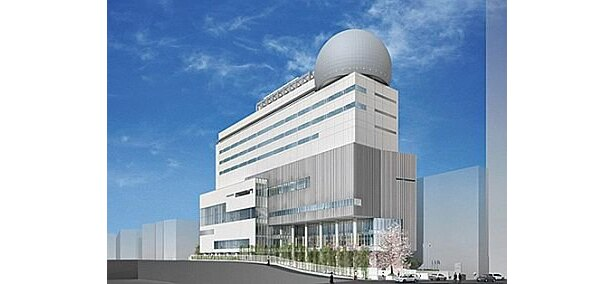 旧大和田小学校跡地に登場予定の「渋谷区文化総合施設(仮称)」