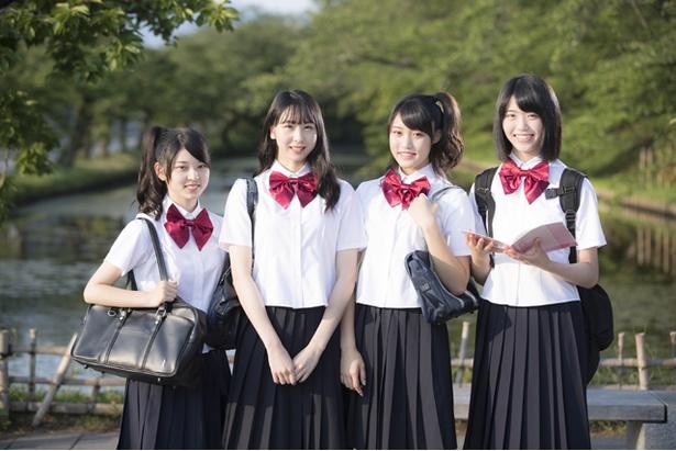 りんご娘がシングル「アメノチヒカリ」をリリースし、MVが公開に。また、8月18日(金)には東京・秋葉原でリリースイベントを行う